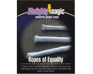 Ropes of Equality Magic Trick