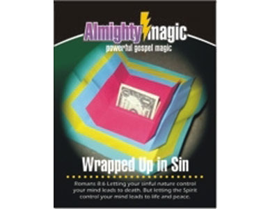 Wrapped Up in Sin Magic Trick - Click Image to Close